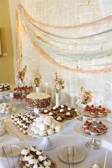 dessert table ideas for wedding wedding philippines