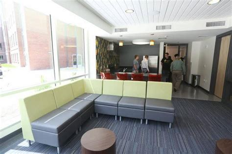Room Shocker by Grand Opening Of Wichita State S Swanky Shocker Marks