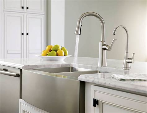 kitchen sink filtered water dispenser wshg everything and the kitchen sink plumbing