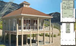 Small Beach House On Stilts Beach Home Plans On Stilts Home Design And Style