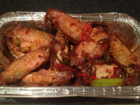 Spicy Wing 500g the student pocket guide baked salt pepper chili