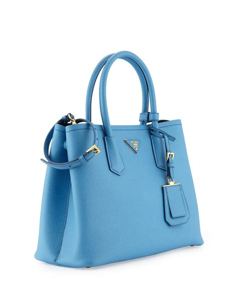 Tote Bag Prada prada tote blue black prada bag