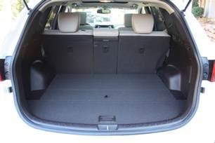 Hyundai Santa Fe Cargo Space 2014 Hyundai Santa Fe Sport Luxury Features Affordable