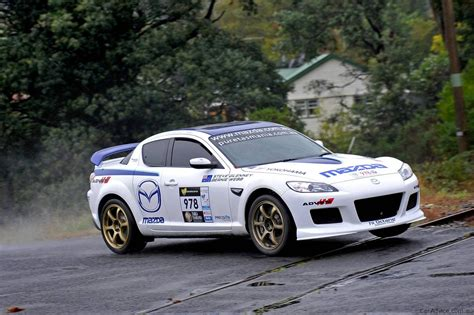 mazda country mazda rx 8 sp repaired and ready for targa high country