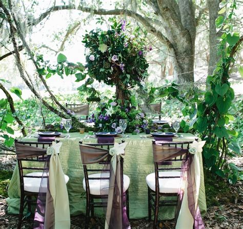 65 outdoor woodland wedding decor ideas happywedd com