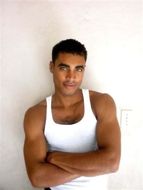 Light Skin Haitian by Haitian Model Onald Germain Repin Photo To Your