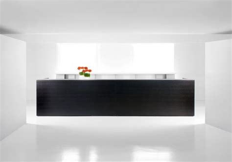 Tuohy Reception Desk Tuohy Uffizi Reception Desk Modern Minimal Hotel Receptions Reception Desks