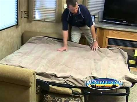 Rv Hide A Bed Mattress Replacement by Hide A Bed Air Mattress