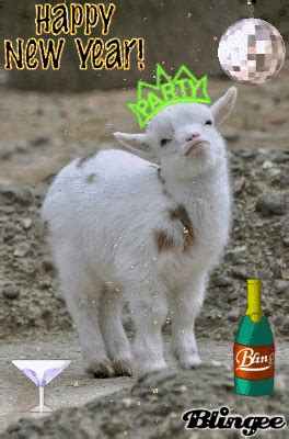 new year make a goat mobile i everyone s in different time zones so here is