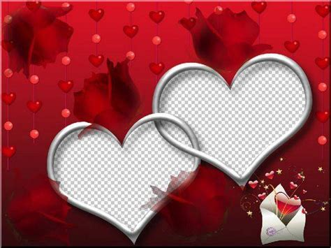 photoshop template heart 14 heart frame psd template images photoshop frames