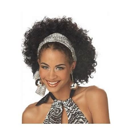 party hairstyles afro hair 43 best images about disco party on pinterest afro wigs