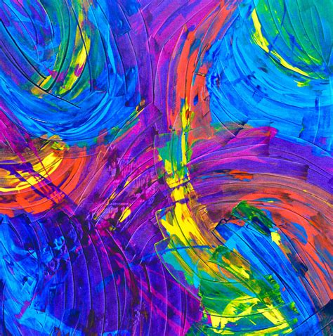 krebz the colors we feel krebz modern abstract paintings