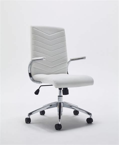 office armchairs uk baresi white office chair