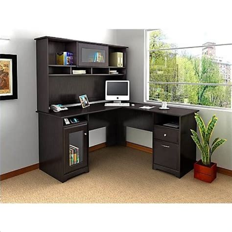 cheap desk l l shaped desk with hutch if finding the best cheap l