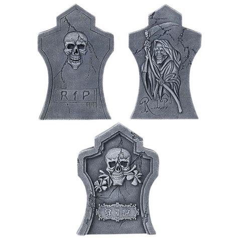 imagenes halloween lapidas tumbas y lapidas halloween 3 modelos mercadisfraces