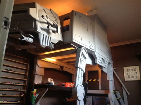 star wars bunk bed top 10 amazing diy projects that will leave you in awe