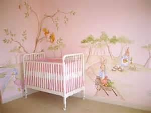 Baby Nursery Wall Murals Peter Rabbit Nursery Murals
