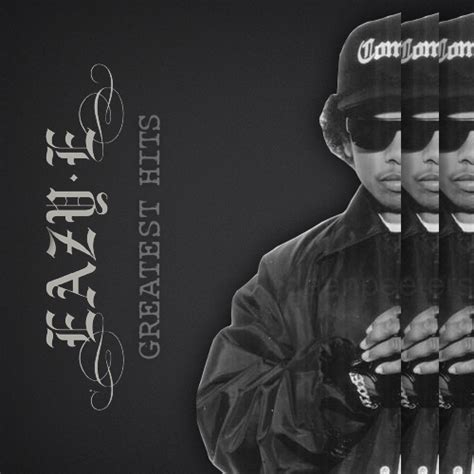 best eazy e album eazy e greatest hits album cover by daanpeeters on