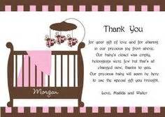 baby shower thank you notes tips and wording ideas baby shower thank you cards