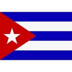 drapeau cuba achat vente drapeau d 233 coratif 100