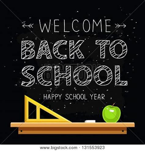 welcome back happy new year and happy domain day quote quot welcome back to school happy school year quot the