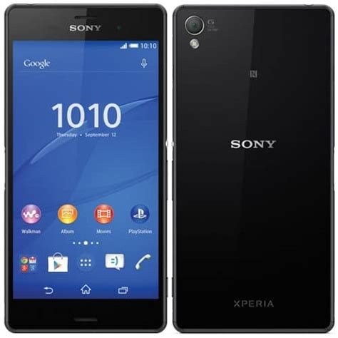 Hp Sony Xperia Android Lollipop sony xperia z3 android 5 0 2 lollipop update xperia z3 d6603 to android 5 0 2 lollipop 23 1 a 0