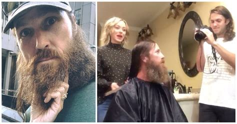 duck dynasty wifes hair cuts duck dynasty wife gets haircut member of duck dynasty