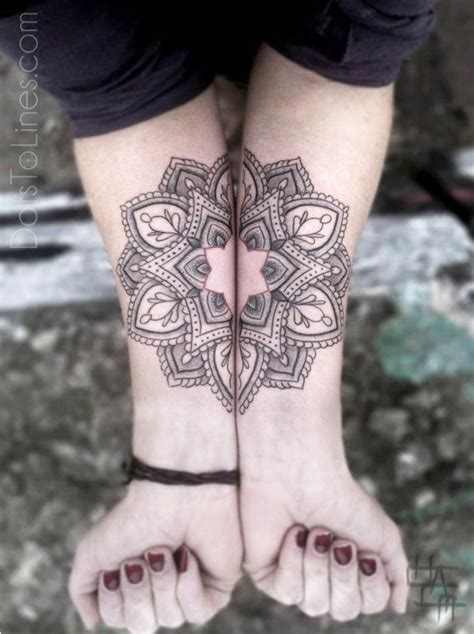 dotstolines the geometric tattoos of chaim machlev