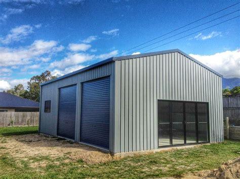 garages tasmania hobart launceston devonport tassie sheds
