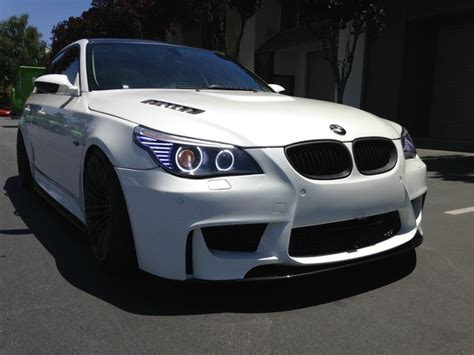 Bmw Bumpers by Bmw 5 Series With 1m Bumper 4 5series Net