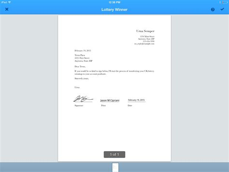 How To Sign Documents On 5 apps for signing documents with your iphone and