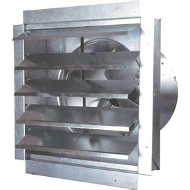 global industrial exhaust fans exhaust fans with guard mounts or shutters global industrial