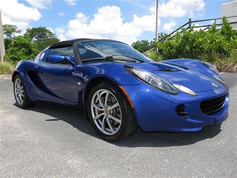convertible lotus lotus elise convertible