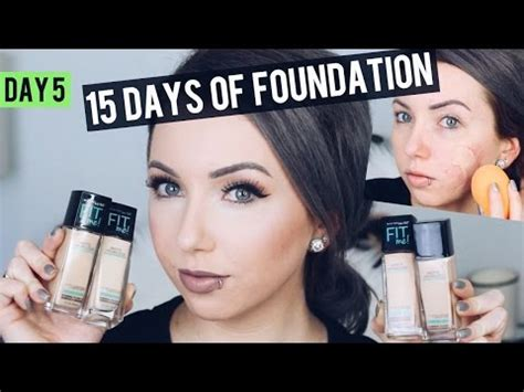 Maybelline Fit Me Foundation Review Indonesia harga maybelline fit me matte poreless murah indonesia priceprice