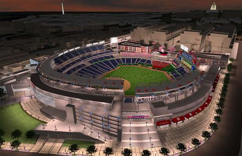washington nationals ballpark bosworth steel erectors