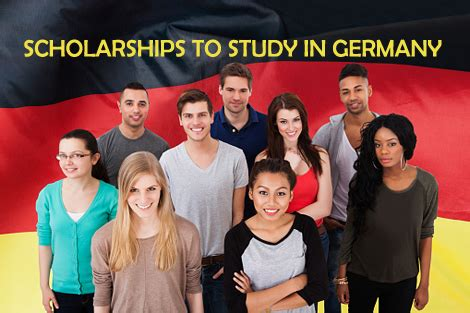 Free Mba In Germany For Indian Students by Scholarships Grants For International Students In