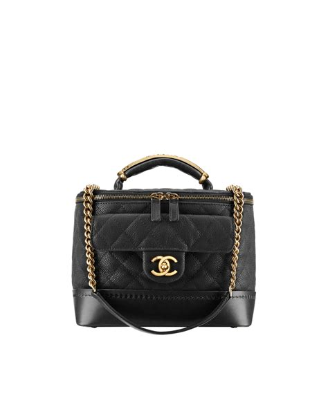 Vanity Bags chanel globe trotter vanity bag from fall winter 2013 spotted fashion