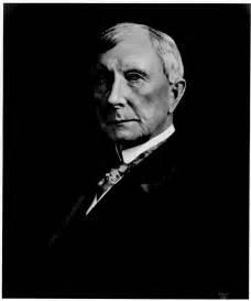 D Rockefeller Essay by D Rockefeller Term Paper