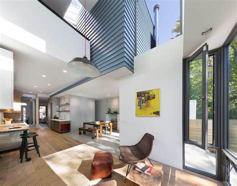 noroof architects bed stuy porchouse  imagines
