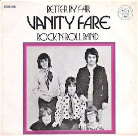 Vanity Fare Band by Vanity Fare