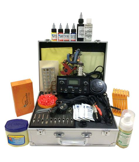 tattoo kit buy online professional tattoo kit 02 buy online at best price in