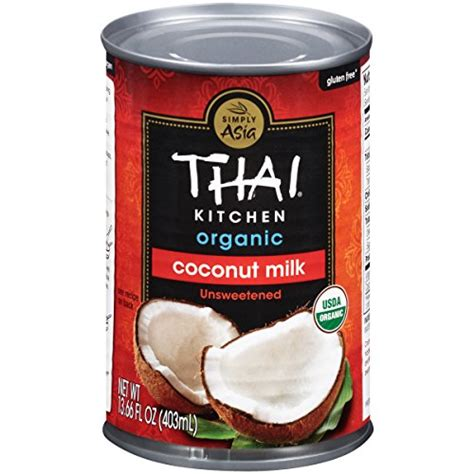 thai kitchen coconut milk thai kitchen organic coconut milk 13 66 oz