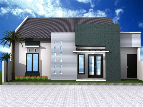 rumah minimalis desain rumah asri