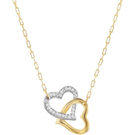 bijoux femme swarovski collier et pendentif swarovski 1062708 collier et pendentif cha 238 ne coeurs femme sur bijourama