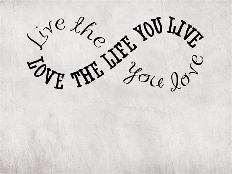 live life love tattoo designs live the you quotable cuff bracelet
