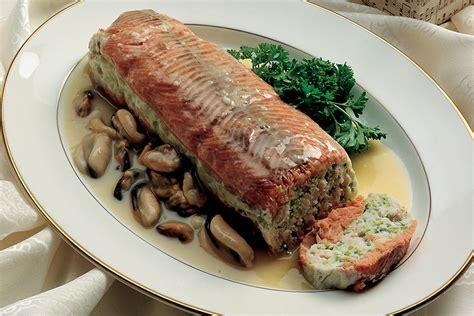 cucinare filetti di trota ricetta arrosto di trota salmonata la cucina italiana