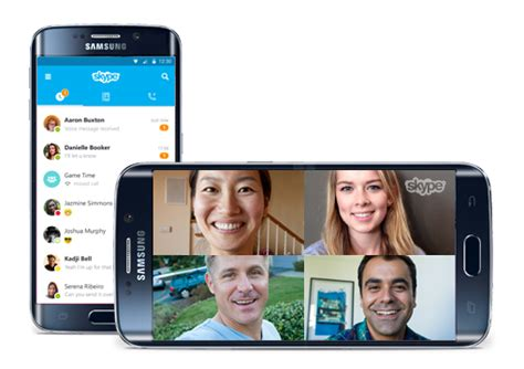 skype on android microsoft s reved skype app finally involves android techsweeper