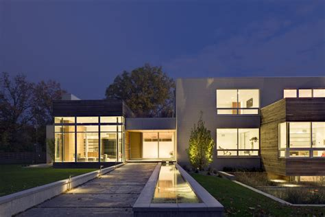 modern home design ohio shaker heights house by dimit architects karmatrendz
