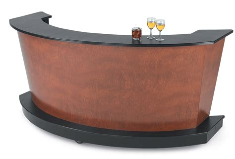 Curved Bar Counter Vollrath 75685 8 Ft Portable Bar W Polyform Work