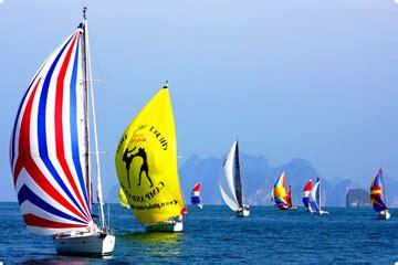 zeilboot james bond sporten in thailand reizen naar thailand
